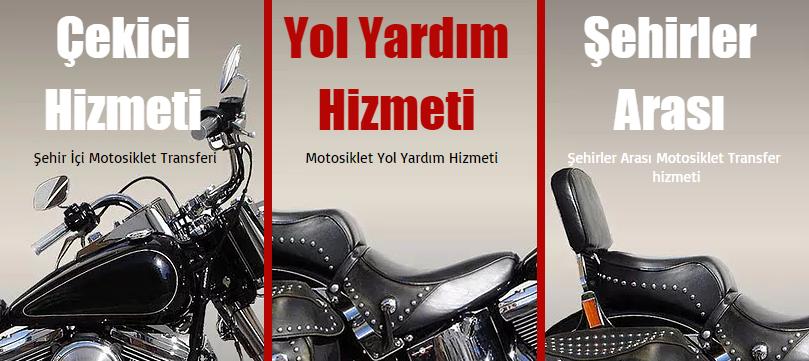 Motosiklet Yol Yardım